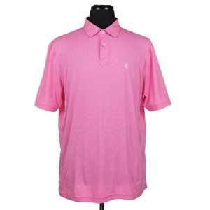 Peter Millar Featherweight Golf Polo Shirt Large